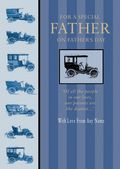 Add A Name Father's Day-Antique Cars